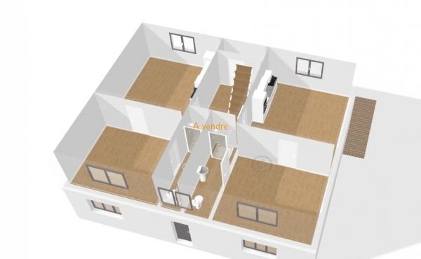 Etage 1 3D ouvert